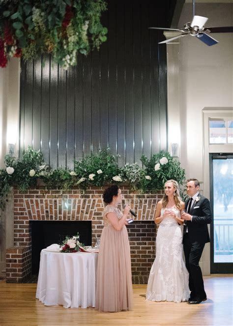 creek club  ion charleston wedding rachel ray