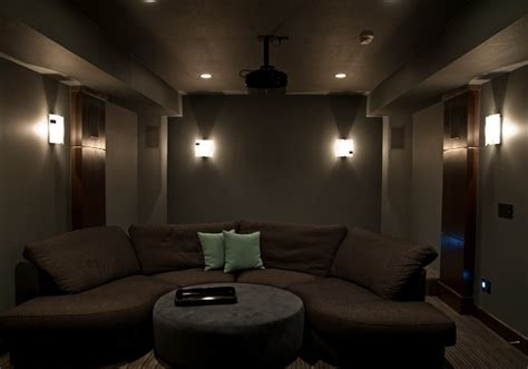 home theater lighting home theater