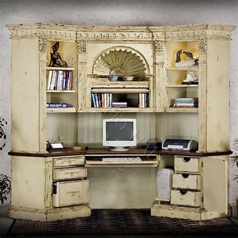 vintage corner desk antique corner desk center farmhouse corner hutch