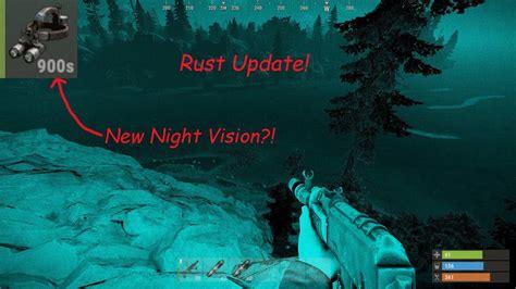 vision rust night goggles