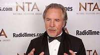 Don Johnson Talks Miami Vice Versus Modern TV Cops at the ...