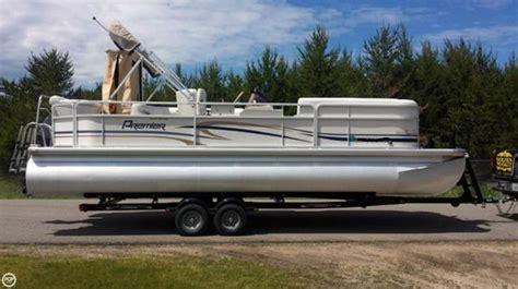 Used Pontoon Boats Minnesota by 2007 Used Premier Pontoons 22 Pontoon Boat For Sale
