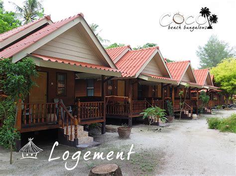 Coco Beach Bungalows  Logement à Koh Lipe, Thailand