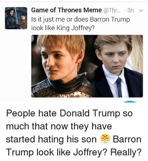 Barron Trump Memes - funny barron trump memes of 2017 on sizzle alive