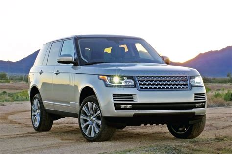 Land Rover To Field Diesel Hybrid Range Rover And Sport