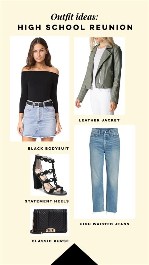 What to Wear to Your High School Reunion - The Golden Girl Blog