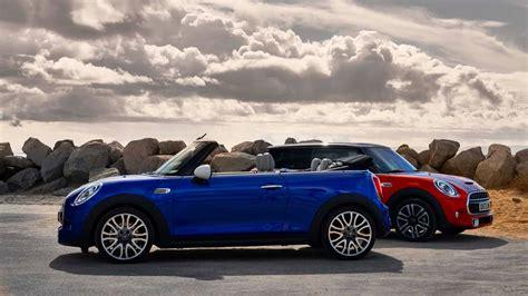 2019 mini minor 2019 mini hardtop convertible will show minor refresh in