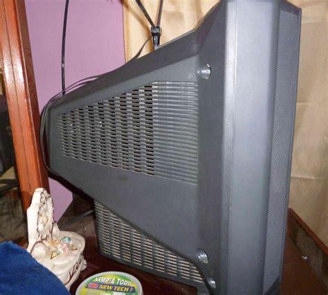 televisor trinitron sony de 21 funcional 100 s 300 00 en mercado libre