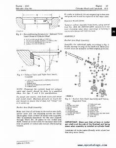 John Deere 2240 Tractor Tm4301 Technical Manual Pdf