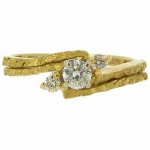 Pin by gold rush fine jewelry on wedding rings pinterest for Gold nugget wedding rings