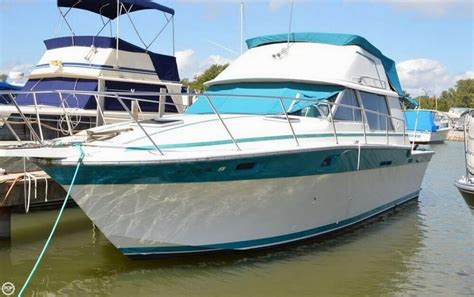 34 Ft Boats For Sale Ohio by Used Sports Fishing Boats For Sale In Ohio Boats