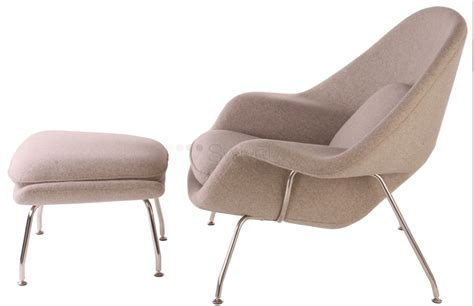 Womb Chair Reproduction Vancouver by Eero Saarinen Style Womb Chair And Ottoman Style
