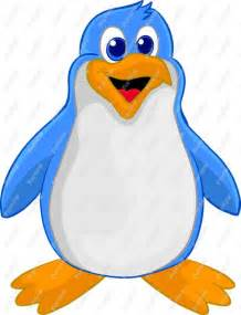 Penguin Cartoon Clip Art