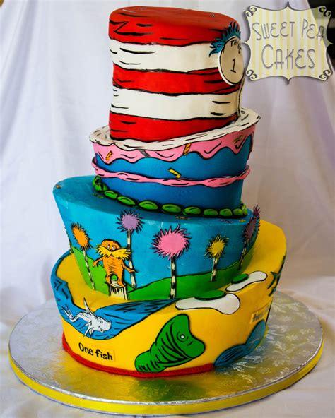dr seuss cake dr seuss birthday cakecentral