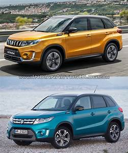 Nouveau Suzuki Vitara 2019 : 2019 suzuki vitara vs 2015 suzuki vitara old vs new ~ Dallasstarsshop.com Idées de Décoration