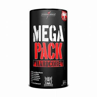 Mega Pack Integralmedica Hardcore Packs Darkness Produto