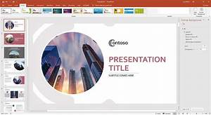 Hiding PowerPoint Background Images for Printing
