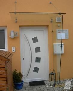 Vordach Haustür Glas : vordach mit seitenteil als haust r windfang glasprofi24 ~ Orissabook.com Haus und Dekorationen
