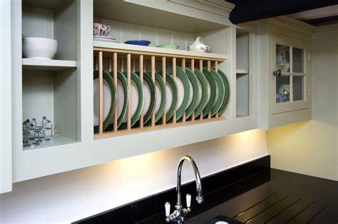 vertical plate rack bespoke storage ideas home kitchen interior house