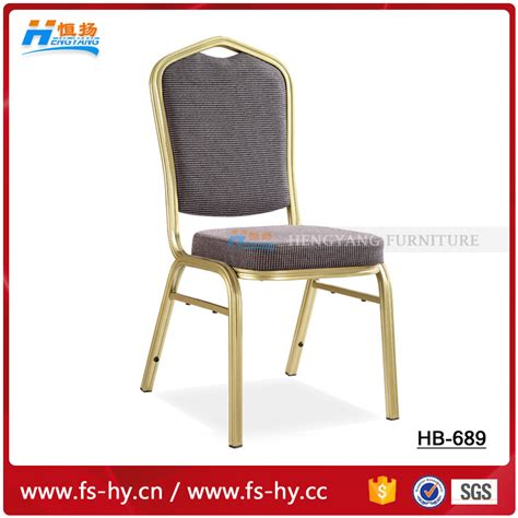 hb 689 wholesale banquet chairs aluminum rental price