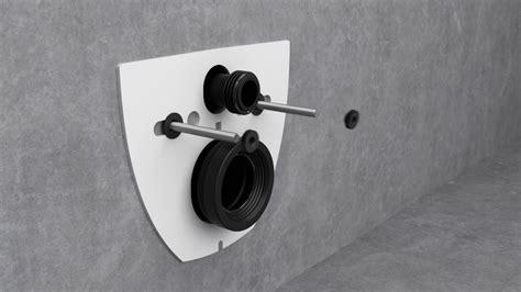 montage wand wc verdeckte befestigung keramag wc easy fast fix eff2 installation