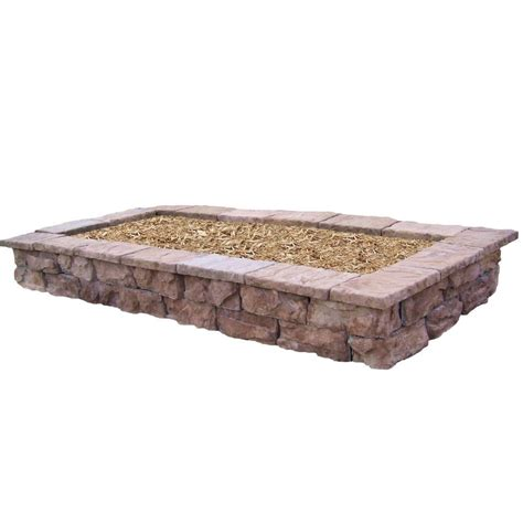 rectangular decorative outdoor planter fbrp the home depot