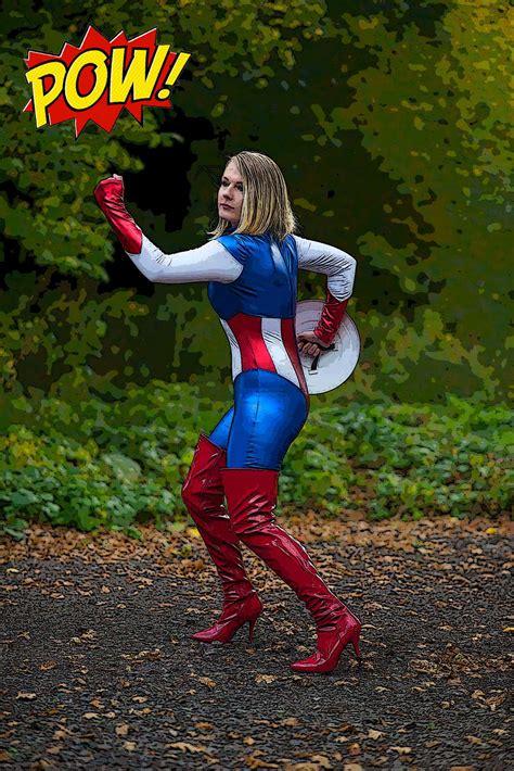 captain america raindrops  sapphire