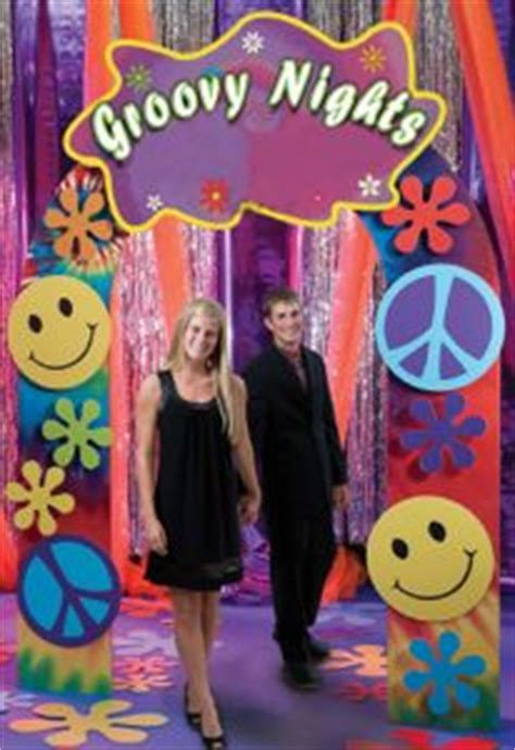 retro hippie themed party supplies  decorations