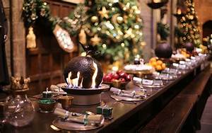 You Can Eat a Christmas Feast and Attend the Yule Ball at ...