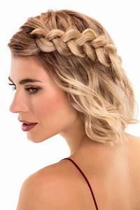 Coiffure Pour Cheveux Mi Longs : quelle coiffure pour des cheveux mi longs album photo aufeminin ~ Melissatoandfro.com Idées de Décoration
