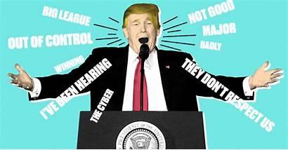 Trump Talk President Speaking Atlantic Guide Lead