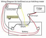 Amp Meter Shunt Diagram