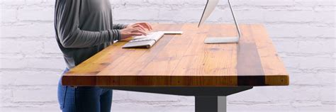 ergonomic standing height adjustable standing desk uplift desk