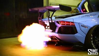 Lamborghini Aventador Liberty Walk Exhaust Armytrix Exclusive