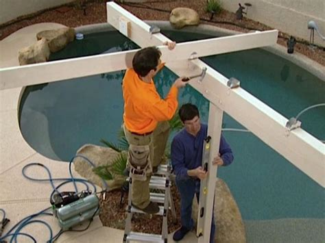 create rafters   patio roof  tos diy