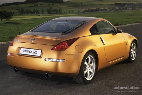 Nissan 350z Specs & Photos