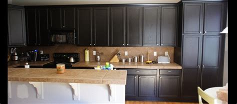 Pictures Kitchen Cabinets Painted Black by Try It Yourself Diy Anitque Kitchen Ideas Antique Kitchens