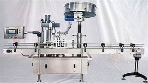 single head rotary screw capping machine automatic one ...