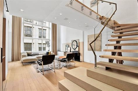 Design Ideas New York by Modern Interior Design Of A Duplex Apartment In New York