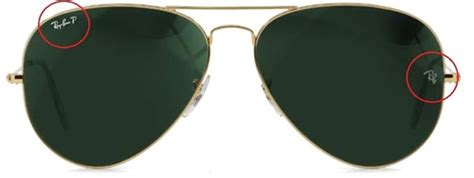 ray ban etched logo rb  front       lens quora