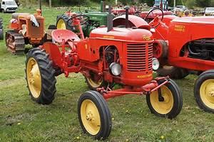 Massey Harris Pony Tractor