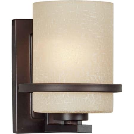 forte lighting 2404 01 32 bronze 1 light wall