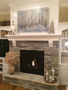 Traditional, Mantle, Decorating, Ideas