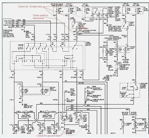 1994 chevy truck brake light wiring diagram bioart me