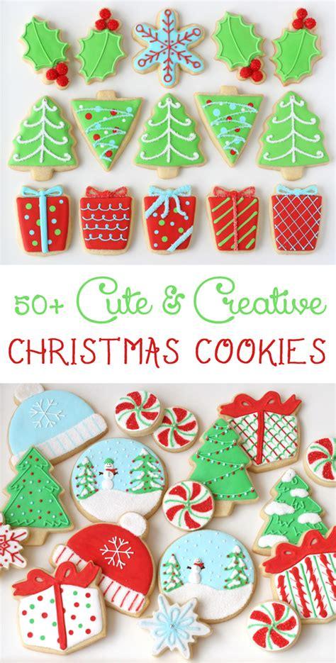 decorated christmas cookies glorious treats bloglovin
