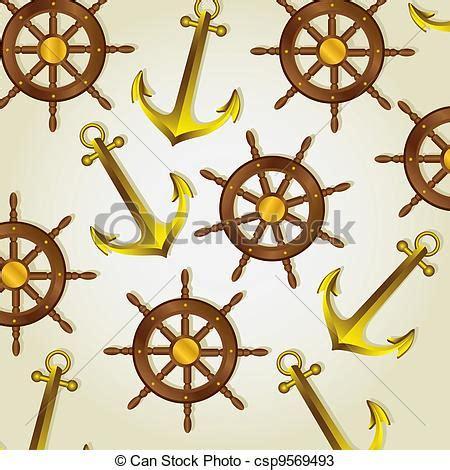patr 243 n barco anclas timones vector anclas luz ilustraci 243 n plano de fondo timones