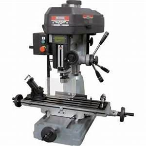 "King Industrial 1-1/4"" Mill/Drill Machine [PDM-30 ] KMS"