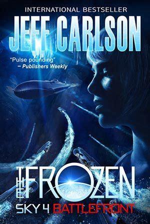 jeff carlson author   frozen sky