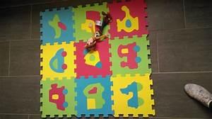 Dalle Mousse Bébé Non Toxique : tapis mousse puzzle non toxique ~ Voncanada.com Idées de Décoration