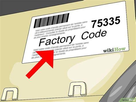 formas de encontrar el codigo sin llave de  digitos en